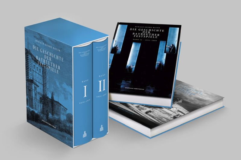 Wagner. Discografía completa Geschichte-der-Bayreuther-Festspiele