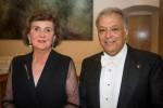 Helga Rabl-Stadler mit Zubin Mehta