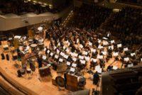 BR-Symphonieorchester unter Daniel Harding
