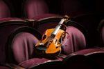 Violine und Stethoskop