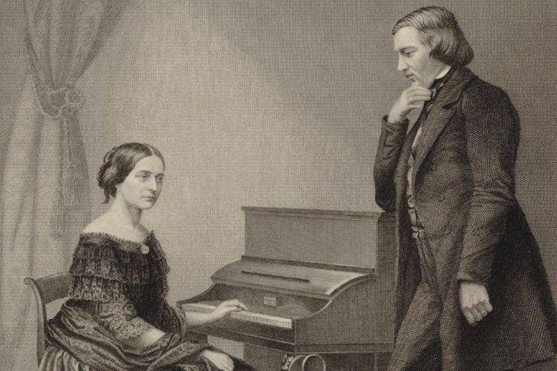 Briefe Von Clara Schumann : Öffentliche expertentagung zu clara und robert schumann