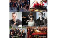 """Künstler des Konzerts """"Klassik:XL"""" 2016"""