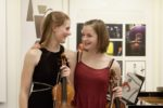 1. Preisträgerinnen Violin-Förderwettbewerb 2014