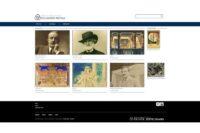Screenshot Collezione Digitale
