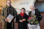 Millionste Besucherin Elbphilharmonie-Plaza