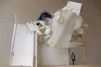 Skulptur von Peter Buggenhout