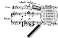 Beginn der Fantasie op. 35 von Louis Spohr