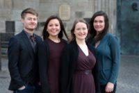 Akademisten der WDR Chorakademie