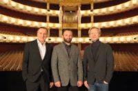 Bachler, Petrenko, Zelensky