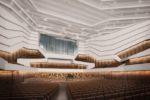 Konzertsaal im Dresdner Kulturpalast