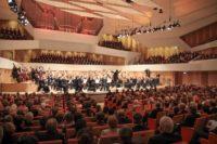 Festakt im Dresdner Kulturpalast