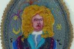 Händel-Bildnis, Filzwerk