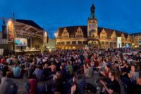 Bach Open Air, Leipziger Markt
