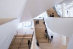 Elbphilharmonie, Foyer Großer Saal