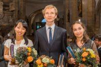 Preisträger Silbermann-Wettbewerb 2015