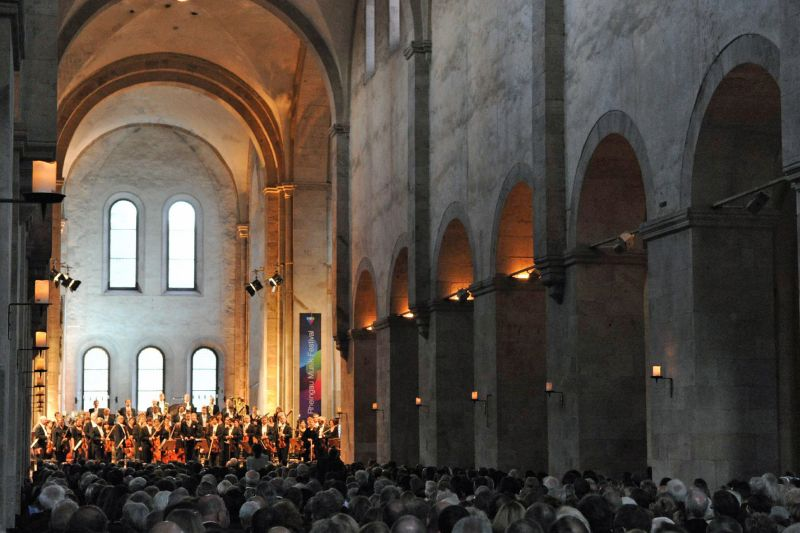 Rheingau Musik Festival startet Jubiläumsausgabe