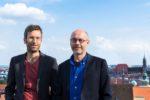 Moritz Puschke und Folkert Uhde