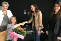 Deutschlands beste Musiklehrerin