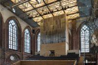 Orgel in der Konzertkirche Neubrandenburg