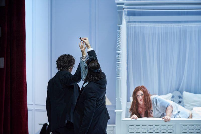 Bildergebnis für badisches staatstheater karlsruhe götterdämmerung