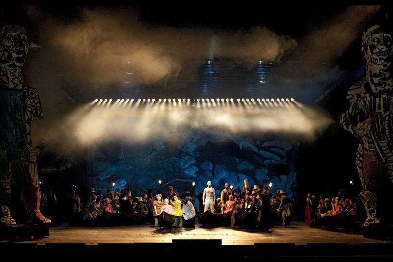 Festakt Zur Eröffnung Der Staatsoper Berlin Musik Heute
