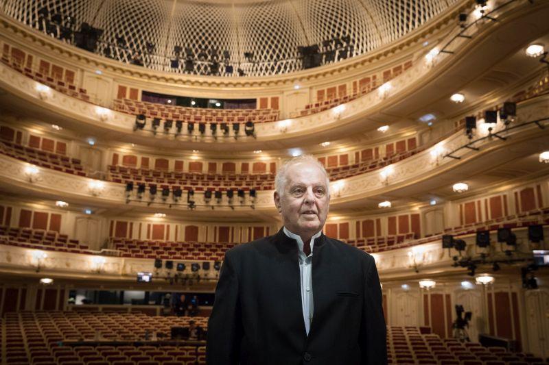 Berliner Staatsoper - Orchestervorstand steht hinter Daniel Barenboim