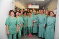 José Carreras im Universitätsklinikum Jena