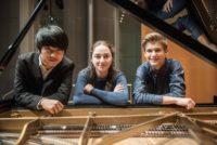 Preisträger Franz-Liszt-Wettbewerb