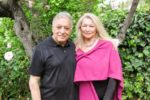 Zubin Mehta und Ehefrau Nancy Kovack