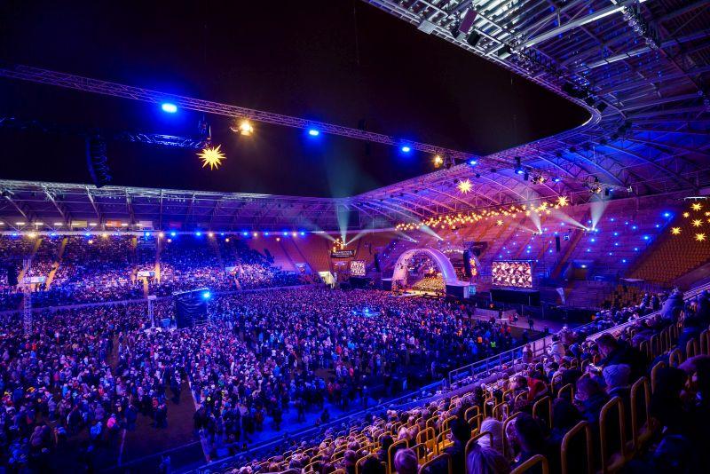 Kreuzchor Füllt Dresdner Fußballstadion Musik Heute