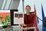 "Präsentation der Tulpe ""Mariss Jansons"""