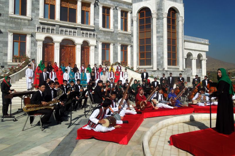 Polar Music Prize 2018 an afghanisches Musikinstitut
