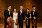 """Baum-Quartett"" mit Hans-Walter Peters"