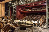 Bühne des Theaters Erfurt