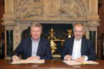 Dieter Reiter und Valery Gergiev