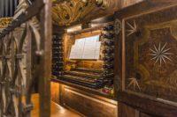 Große Silbermann-Orgel in Freiberg