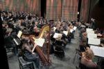 Andris Poga und das Lettische Nationale Symphonieorchester