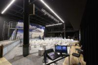 Bühne der Spielstätte Semper Zwei