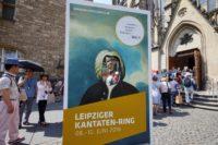 Besucher des Leipziger Kantaten-Rings