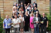 Ehrung Bayreuther Festspiel-Mitarbeiter