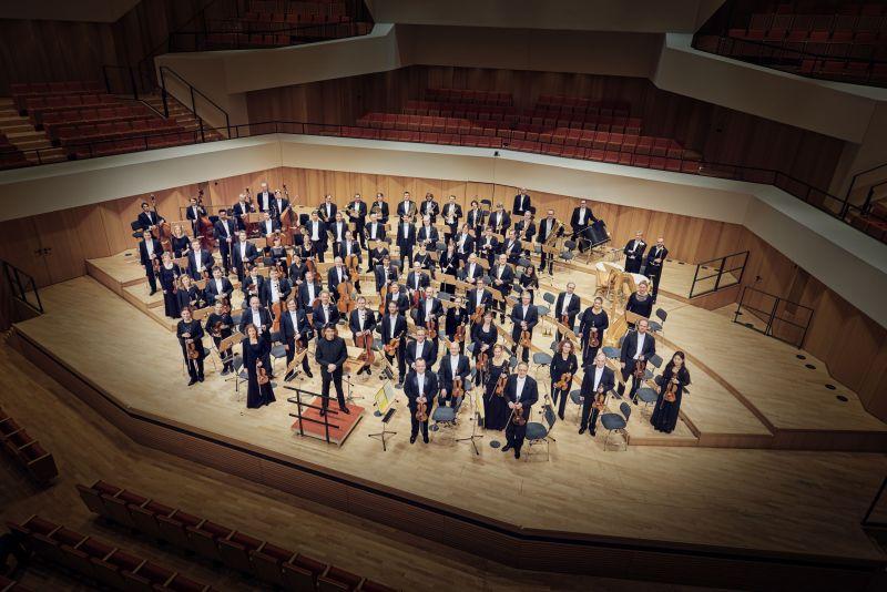 Dresdner Philharmonie Heute