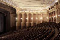 Festspielhaus Bayreuth, Zuschauerraum