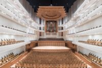 Konzertsaal im KKL Luzern