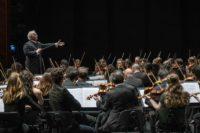 West-Eastern Divan Orchestra mit Daniel Barenboim