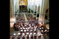 Konzert in der Kathedrale von Verdun