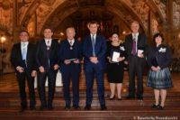 Verleihung Bayerischer Maximiliansorden