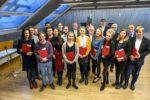 Übergabe Deutschland-Stipendien
