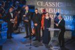 Verleihung Classic Prague Award