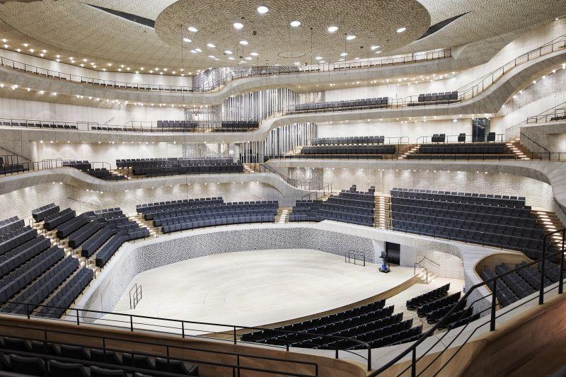 Zwei Millionen Besucher - Elbphilharmonie weiter auf der Erfolgsspur