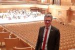 Bayerns Kunstminister Sibler im Konzerthaus Montreal